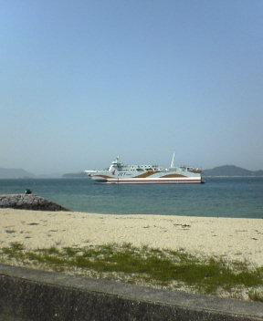 デッカイ船