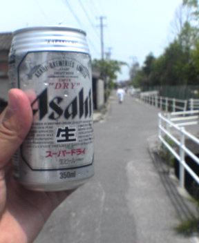 ビールだぜ